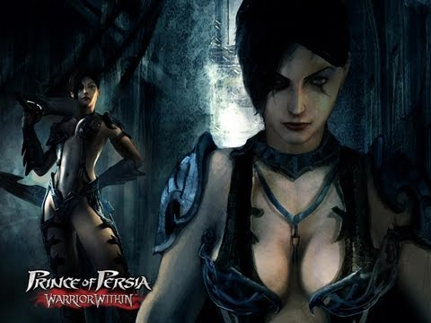 Let's Play Prince of Persia: Warrior Within Part 3 - Sexy Womenz and Sharp Objects