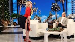 Elisabeth Moss Redeems Herself with Twerking Skills