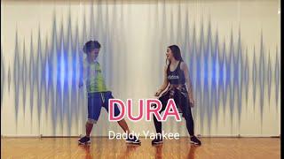 DURA - Daddy yankee  coreografia zumba Brasuka Dance fitness