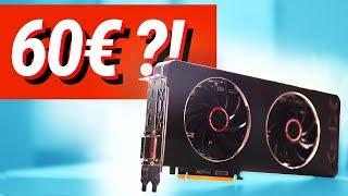 Gaming mit 60€ Grafikkarte?! Ein echtes MONSTER...