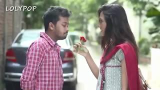 Romantic Scene by Allen Shuvro and Sabila Nur