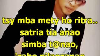 Y-zit feat The Angels_-_Miandry love avy aminao (lyrics)