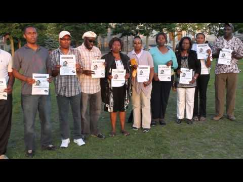 Aluta continua: Friends of Jennifer Mbugua : Missing Person Fall River search by Kenyans