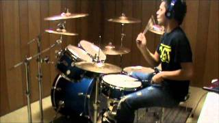 Me Vale- Mana/ Drum Cover by DS