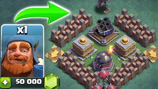 GEM TO MAX BH6 | Clash Of Clans | ALL WEAPON UPGRADES!!
