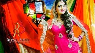 Best Mehndi Highlights 2016 I Ameer & Shameen I Muslim Wedding Video