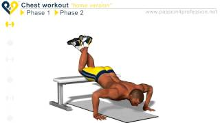 Best Chest Workout Routine(For Beginners)