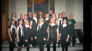 Gothic Choral Music - KLK - THE NIGHT (Live 2012)