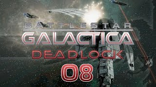 BATTLESTAR GALACTICA DEADLOCK #08 SCORPIA Preview - BSG Let