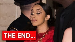 Cardi B's career is officially over after this happened…