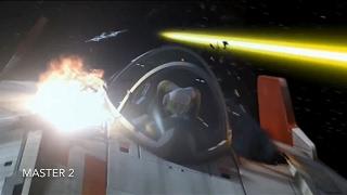 [Phoenix Squadron vs The Protector's of Concord Dawn] Star Wars Rebels Season 2 Episode 13 [HD]