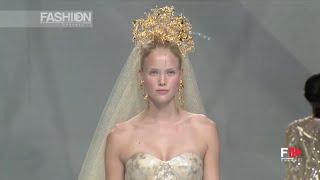 NAEEM KHAN Bridal 2016 | Barcelona Bridal Fashion Week by Fashion Channel