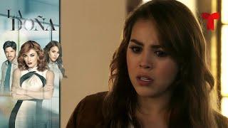 La Doña   Capítulo 94   Telemundo Novelas