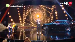 Arabs Got Talent - الموسم الثالث - النصف نهائيات - مدحت ممدوح
