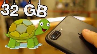32 GB iPhone 7 DAHA MI YAVAŞ?!