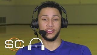 Ben Simmons thinks he and Joel Embiid could be a dangerous duo | SC with SVP | ESPN