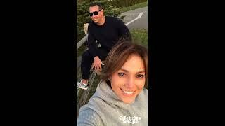 Jennifer Lopez Instagram Stories | November 2017 Full |