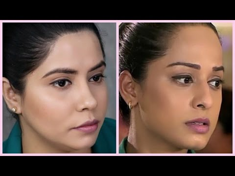 Xxx Mp4 Ansha Sayed Purvi In C I D Inspired Makeup Look 3gp Sex