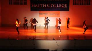 ISO Rhythm Nations 2015 MENA (Middle East & North Africa) Dance
