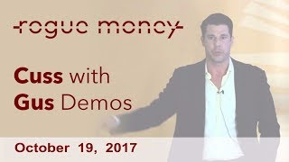 Cuss with Gus - with Gus Demos (10/19/2017)