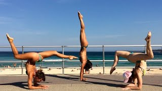 Bondi Bodies Bondi Beach Bar Brutes | Pull Ups + Freestyle Comp | Bondi Beach
