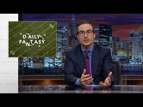 Daily Fantasy Sports Last Week Tonight with John Oliver HBO