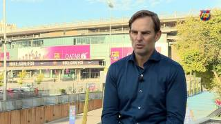 Entrevista Ronald De Boer sobre El Clásico [CAT]