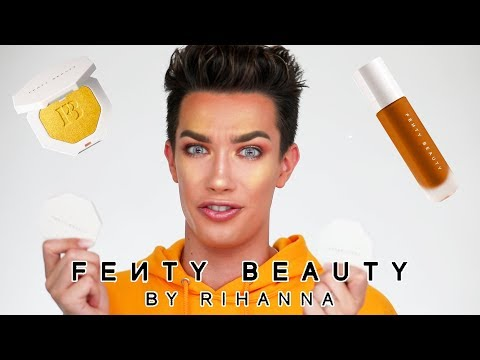 Xxx Mp4 FENTY BEAUTY By RIHANNA FULL REVIEW 3gp Sex