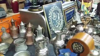 Balat Saklıbahçe antika eski eşya mezat