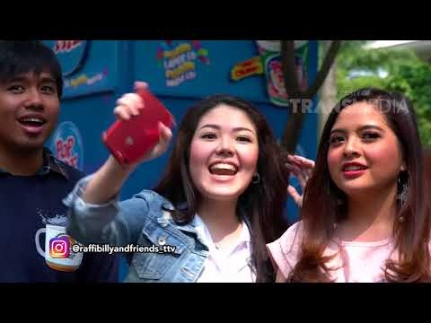 RAFFI BILLY AND FRIENDS - Ngobrol Ngobrol Sama Mantan Penyanyi Cilik (1718) Part 1