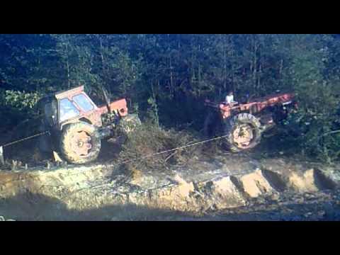 toate tractoarele sus texas surdesti scoatere excavator.mp4