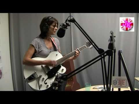 Heather Peace from Lip Service sings live on The Joel Kafetz Show