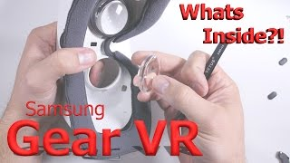 What's inside the Samsung Gear VR? - Powered by Oculus