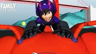 BIg Hero 6 | Funny Gag Reel and Bloopers - Disney Family Animated Movie