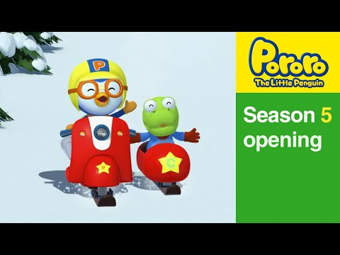Pororo S5 Opening Theme Song