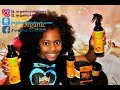 Download Video Download Diva's Wash Day With J'organics Solutions 3GP MP4 FLV