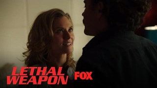 Riggs And Palmer's Relationship Is Getting Serious | Season 1 Ep. 17 | LETHAL WEAPON