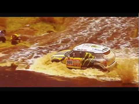 Dakar 2013. Perú Argentina y Chile