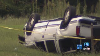 Two dead in single-vehicle accident in Suffolk