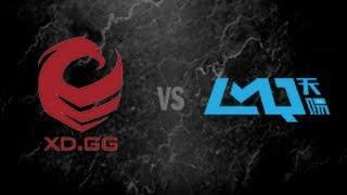 XDG vs LMQ - 2014 NA LCS Summer Promotion G3