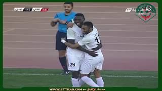 أهداف مباراة الطائي و المجزل 3-1 .. دوري الأمير فيصل بن فهد للدرجة الأولى 2017/2018