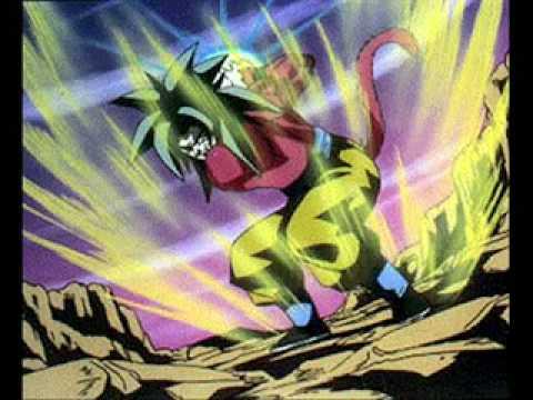 Tutte le trasformazioni di Goku