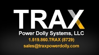 TRAX Power Dolly Systems -The compact trailer mover solution
