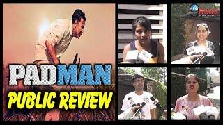 PADMAN Full Movie- Public Review | First Day First Show | Akshay Kumar, Sonam Kapoor, Radhika Apte |