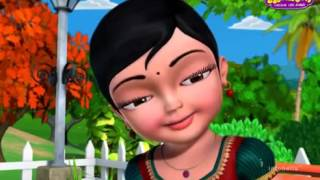 Dosai Amma Dosai Tamill Rhymes 3D Animated