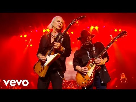 Lynyrd Skynyrd - Simple Man - Live At The Florida Theatre  2015