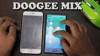 Doogee Mix 6Gb Gaming + Speed Test!
