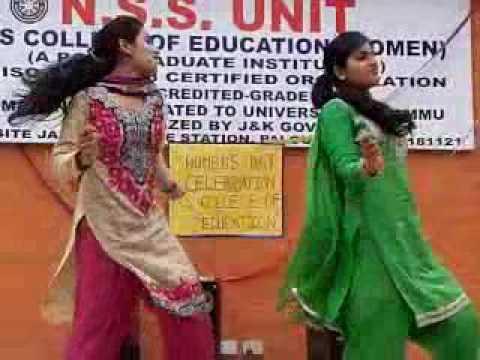 Jammu girls dance