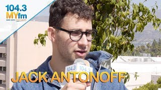 Jack Antonoff Talks Las Vegas Terrorist Attack, Working With Pink & New Music