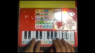 Fifth Harmony - Work from Home & Down by (Toy piano book)